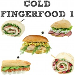 Cold fingerfoodbuffet 1