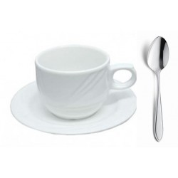 Porcelain for coffe (see...