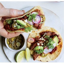 MEXICAN BEEF TORTILLA +...